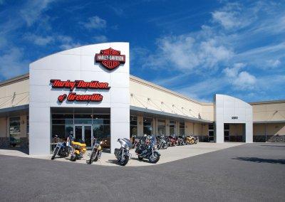 Harley Davidson Greenville