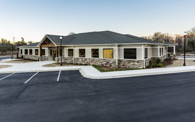 Project Completed: Gaffney Dental Specialties
