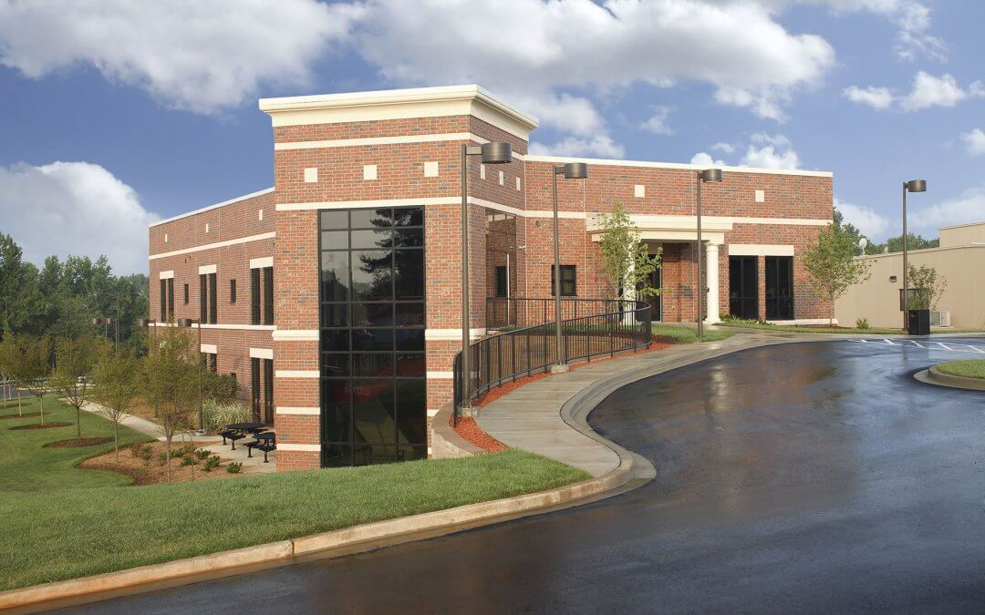 Spartanburg Community College Business Center — Cherokee Campus