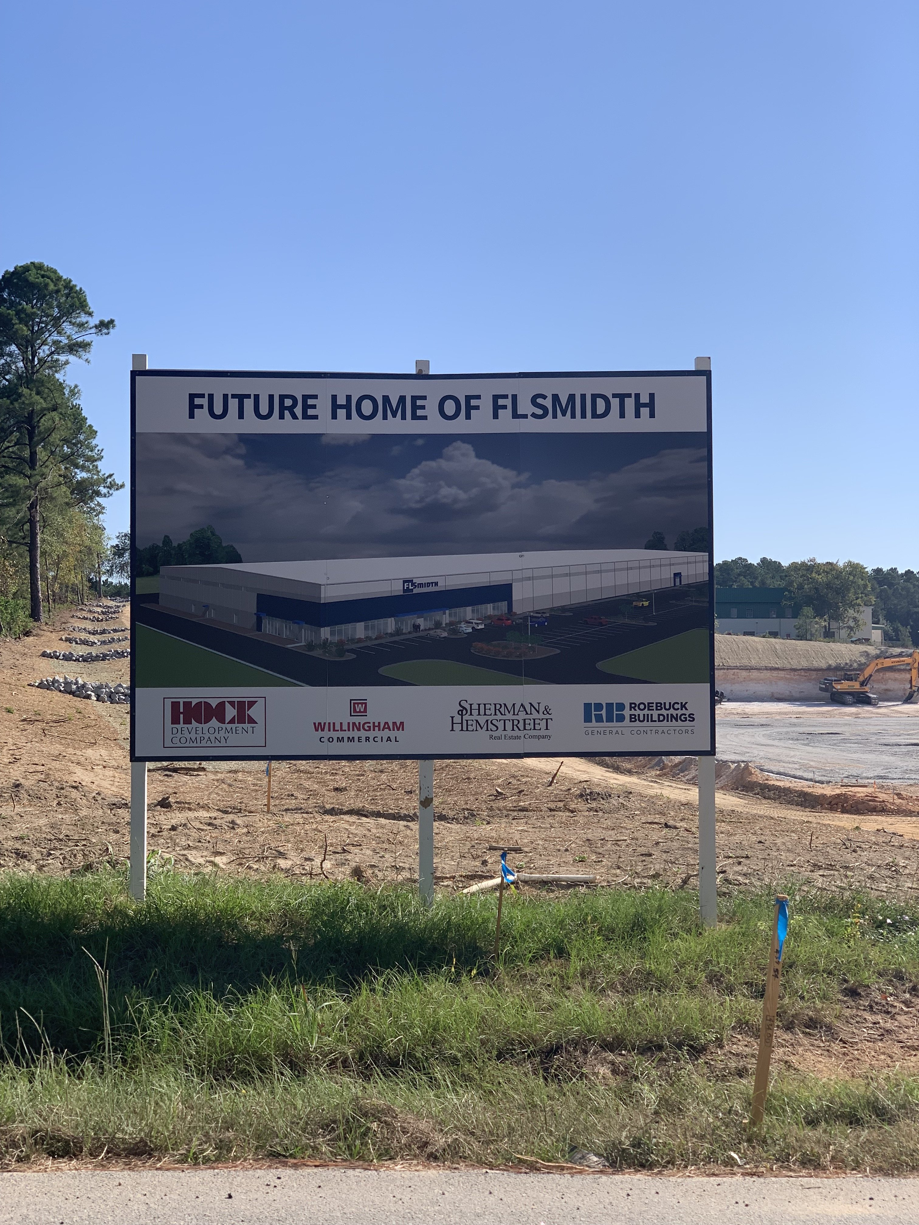 Roebuck Buildings Announces New Project in Columbia County, Georgia
