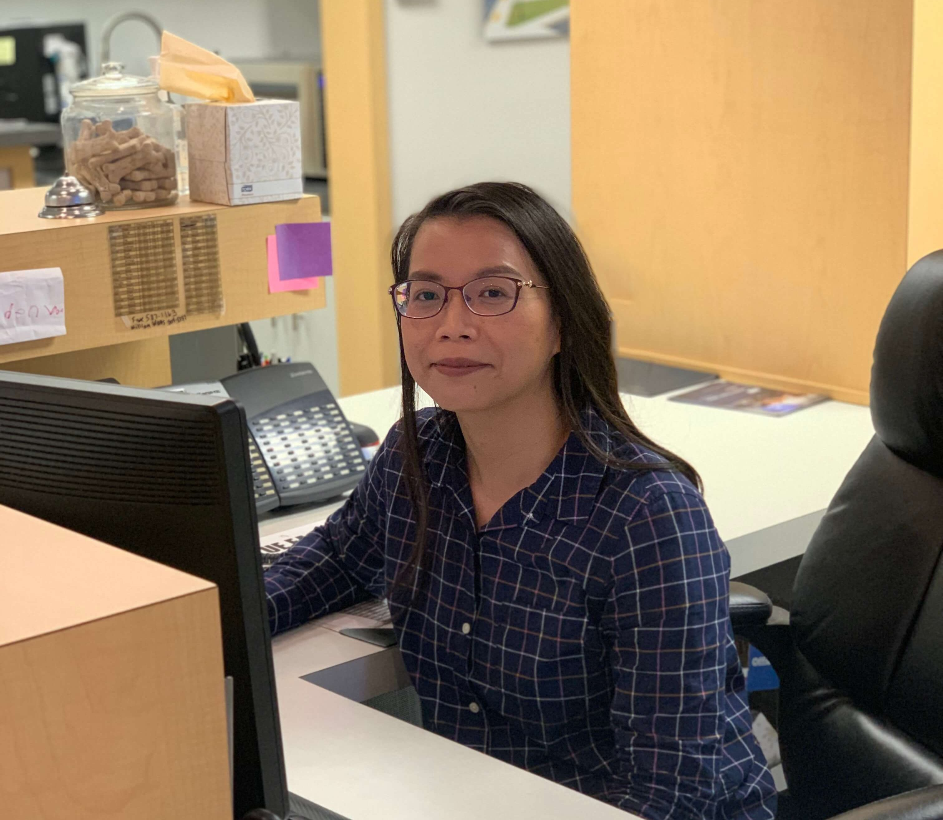 Team Tuesday: Meet Phaly Kong, Receptionist Extraordinaire