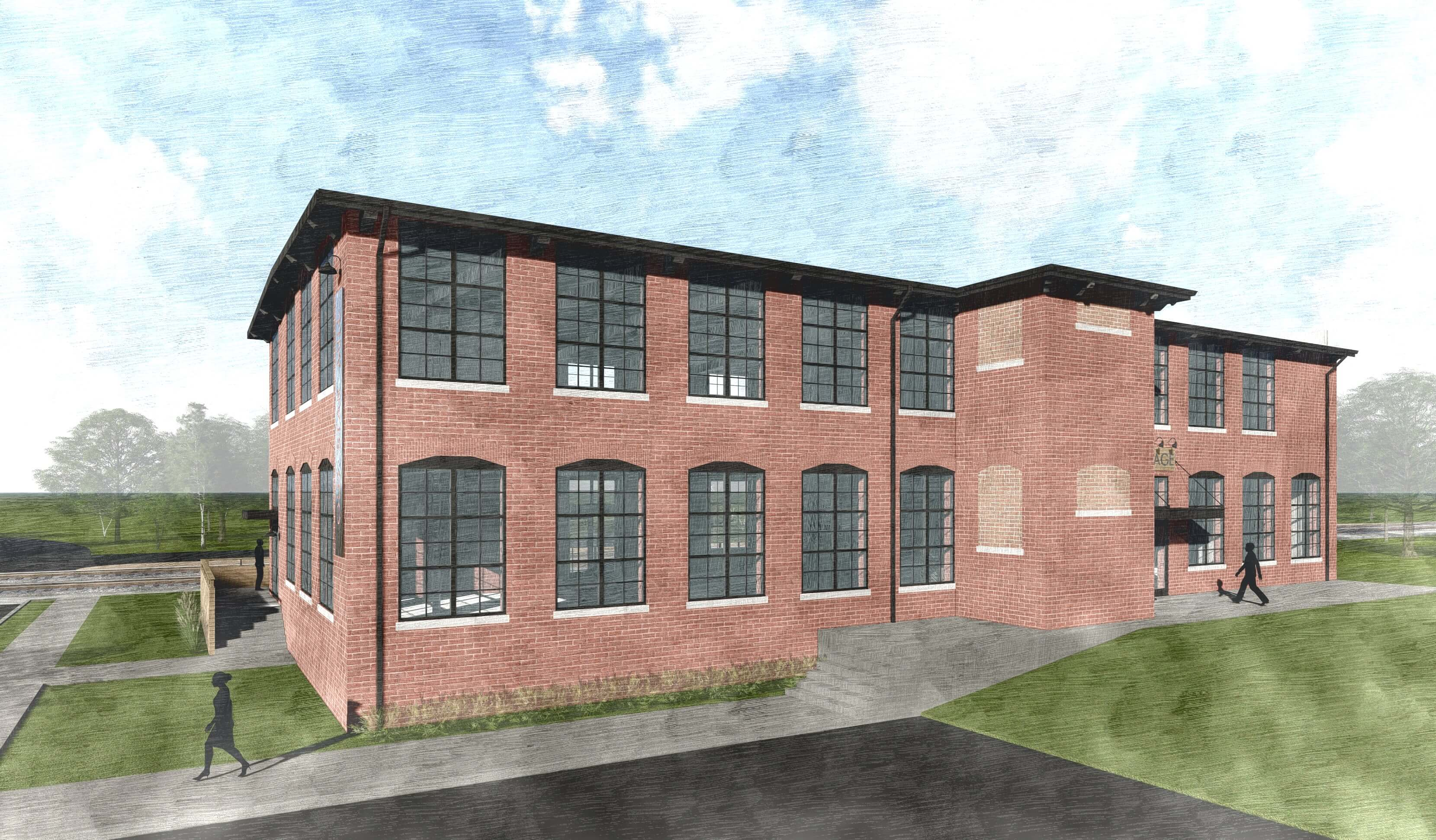 Roebuck Buildings Announces Mill Renovation Project in Spartanburg, SC